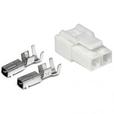 2-Pin Power Connector for VHF/UHF Power Cords – New StylePower Connectors