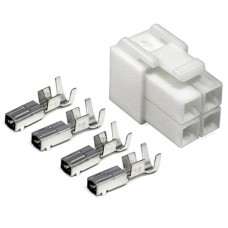 4-Pin Power Connector for HF Power CordsPower Connectors