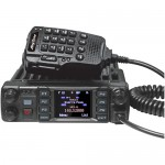 Anytone AT-D578UV III Pro DMR Tri-band Mobile Commercial Radio with GPS and Bluetooth
