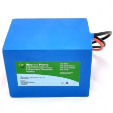 Bioenno BLF-1209A 12V, 9Ah Lithium Iron Phosphate (LiFePO4) Battery, PVC