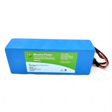 Bioenno BLF-1212A 12V, 12Ah Lithium Iron Phosphate (LiFePO4) Battery, PVC