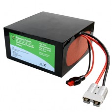 Bioenno BLF-1230A 12V, 30Ah Lithium Iron Phosphate (LiFePO4) Battery, PVCBatteries