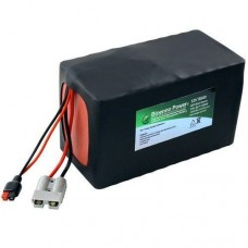 Bioenno BLF-1250A 12V, 50Ah Lithium Iron Phosphate (LiFePO4) Battery, PVC