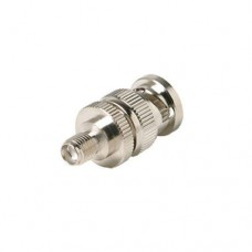 BNC Male to SMA Female Coax Cable Adapter