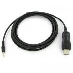 Icom CT-17 USB FTDI Chipset CI-V Cat Control Programming Cable 10 Feet
