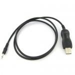 Icom CT-17 USB FTDI Chipset CI-V Cat Control Programming Cable 3 Feet
