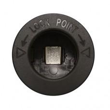 Panel Mount Cigarette Lighter Socket Automotive Marine Grade