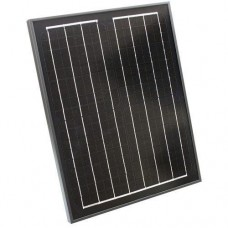 Powerwerx 20 Watt Solar Panel for Charging Bioenno Power LiFePO4 Batteries
