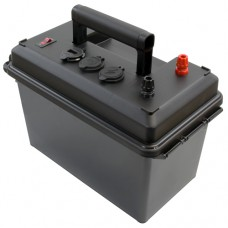 Powerwerx PWRbox Portable Power Box for 12-40Ah Bioenno Batteries