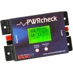 PWRcheck, DC power analyzer, watt meter, with logging plus software via USB