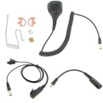 Quick Disconnect Kit for Motorola Multi-Pin Two-Way Radios XiRP6628, XPR3500