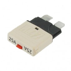 Resettable ATC Style Fuse Circuit Breaker (Amps: 25)