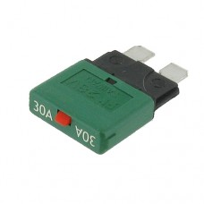 Resettable ATC Style Fuse Circuit Breaker (Amps: 30)