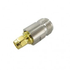 SMA Male to N Female Coax Cable Adapter