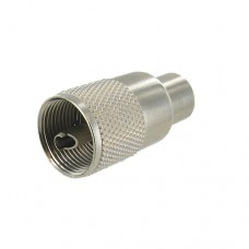 UHF Male Plug  PL-259 Solder-On Connector for RG8 Coax Cable