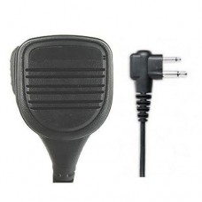 Valley Waterproof Speaker Mic for Two-Pin Motorola Two-Way Radios CP, CLS, DPR, RDU, RDX, RM