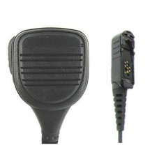 Valley Waterproof Two-Way Radio Speaker Mic for Motorola Multi-Pin Radios XiRP6628, XPR3500