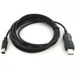 Yaesu USB FTDI Programming Cable FT-7800, FT-8800, 10 Feet